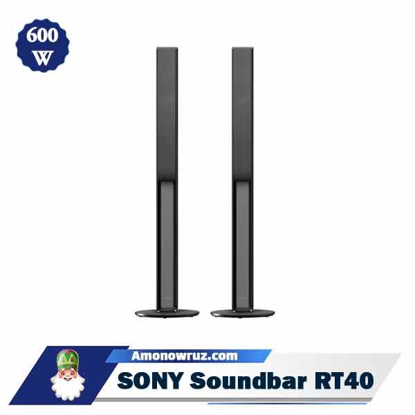ساندبار سونی RT40 سیستم صوتی 600 وات RT40