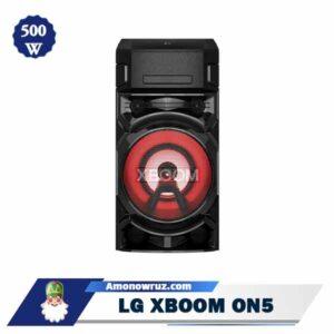 تصویر اصلی سیستم صوتی ال حی ON5