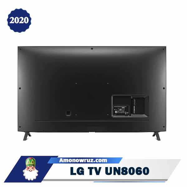 تلویزیون ال جی UN8060 مدل 2020