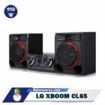 حاشیه سیستم صوتی ال جی CL65