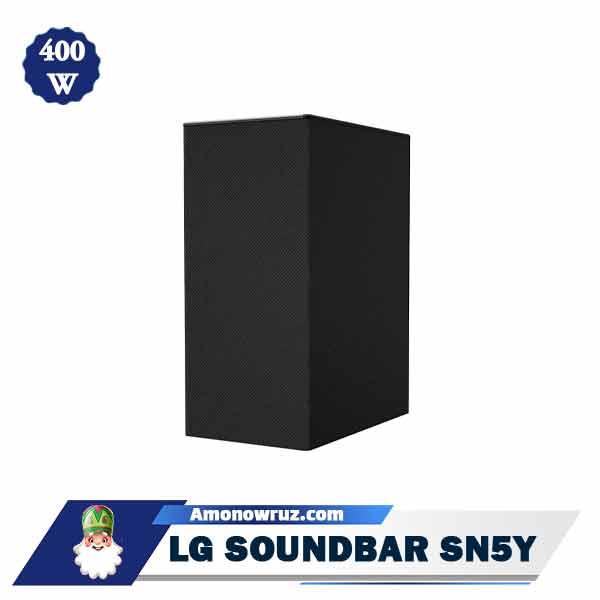 ساندبار ال جی SN5Y سیستم صوتی 400 وات SN5Y