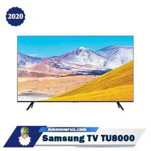 تصویر اصلی تلویزیون سامسونگ TU8000