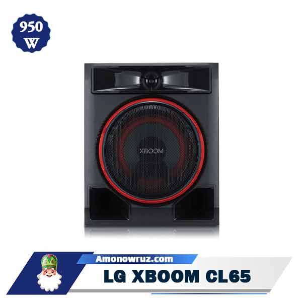 سیستم صوتی ال جی CL65 ایکس بوم 950 وات CL65