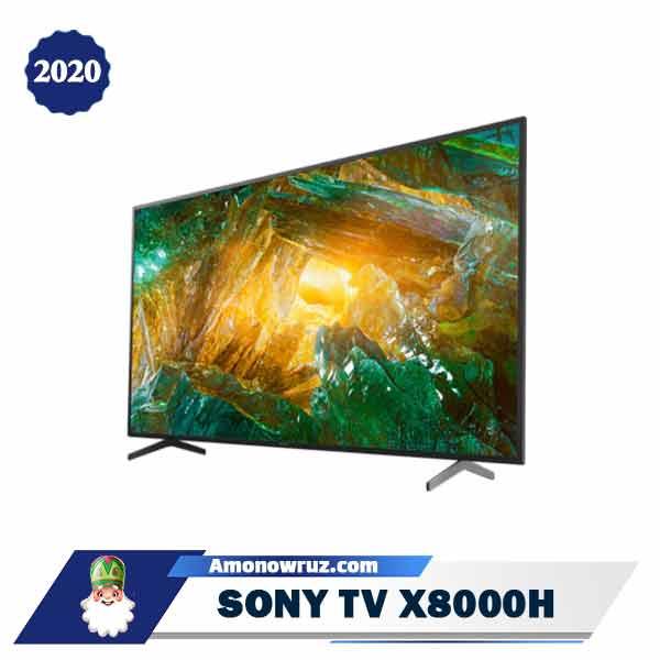 تلویزیون سونی X8000H مدل 2020