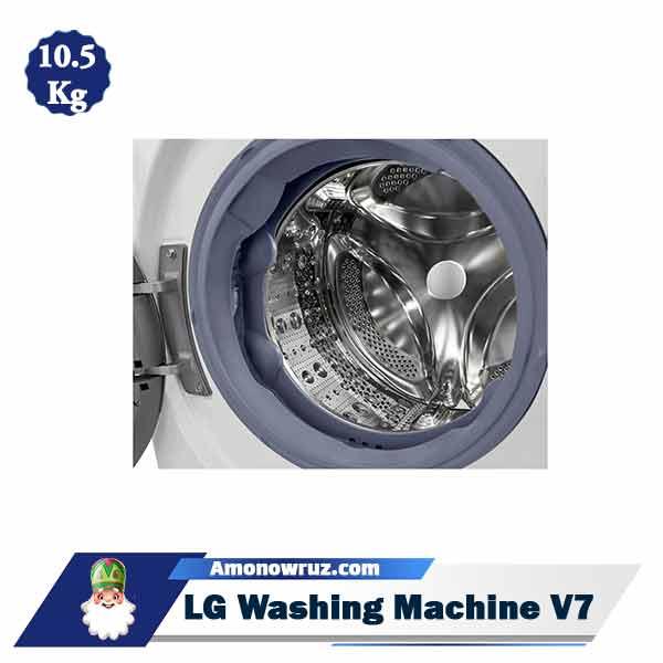 ماشین لباسشویی ال جی V7