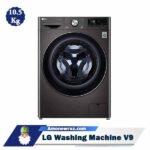 تصویر اصلی ماشین لباسشویی ال جی V9