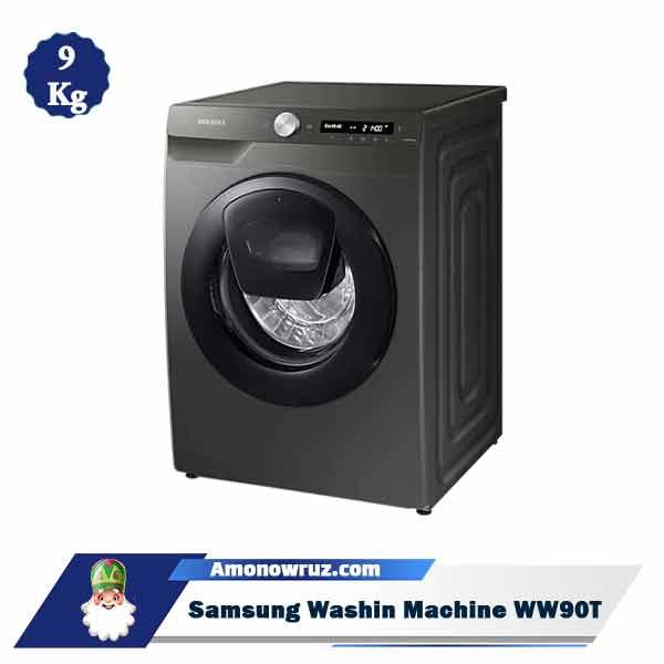 ماشین لباسشویی سامسونگ WW90T