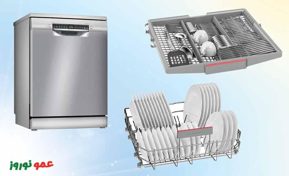 طراحی ماشین ظرفشویی بوش SMS4HV131E