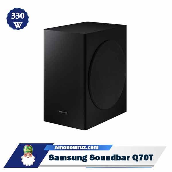 ساندبار سامسونگ Q70T سیستم صوتی 330 وات Q70T