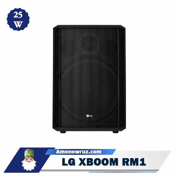 سیستم صوتی ال جی RM1 ایکس بوم 25 وات RM1