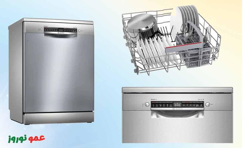 طراحی ماشین ظرفشویی بوش SMS4HBI56E