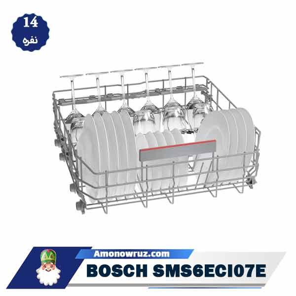 ماشین ظرفشویی بوش SMS6ECI07E