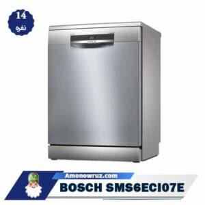 تصویر اصلی ماشین ظرفشویی بوش SMS6ECI07E
