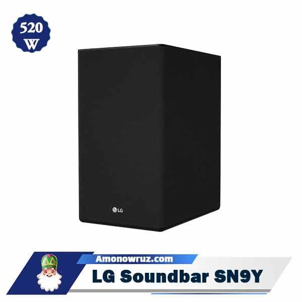 ساندبار ال جی SN9Y سیستم صوتی 520 وات SN9Y