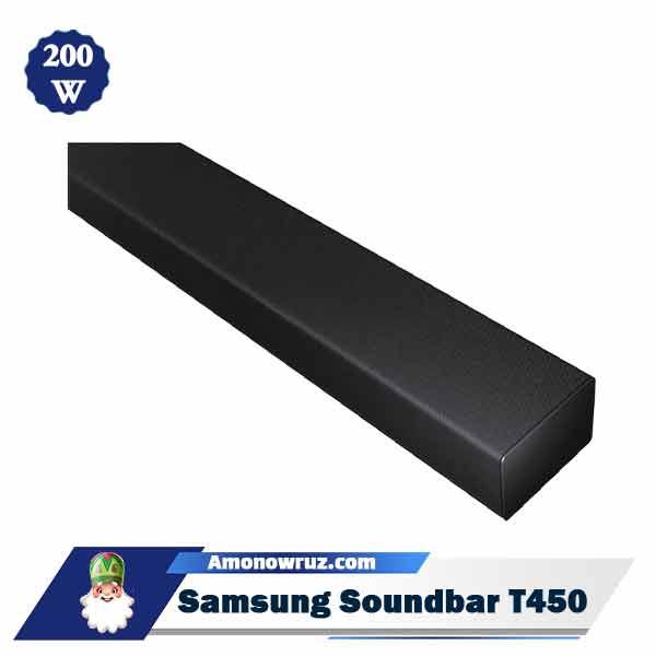 ساندبار سامسونگ T450 سیستم صوتی 200 وات T450