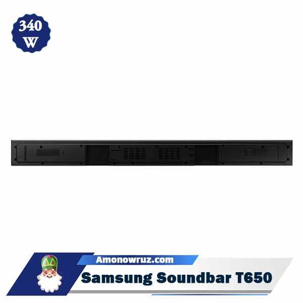ساندبار سامسونگ T650 سیستم صوتی 340 وات T650