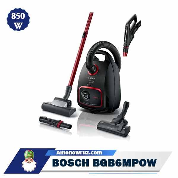 جاروبرقی بوش 6MPOW مدل BGB6MPOW