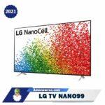 حاشیه تلویزیون ال جی NANO99