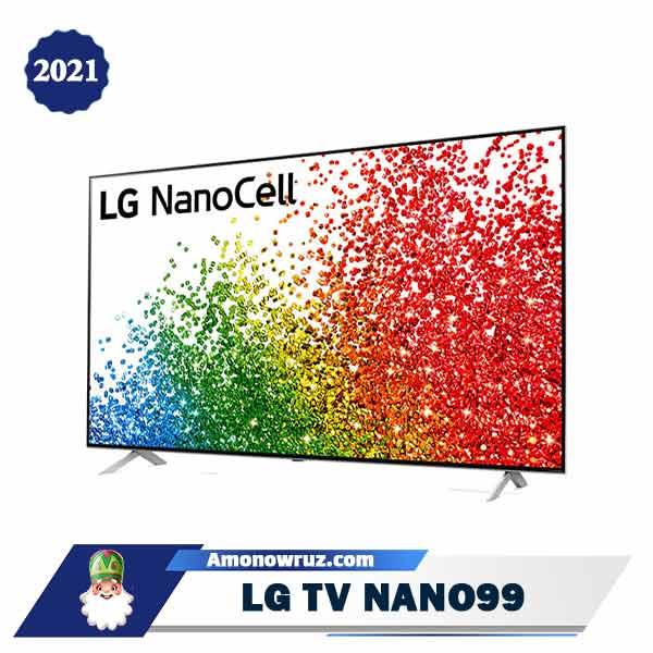 تلویزیون ال جی NANO99 مدل 2021