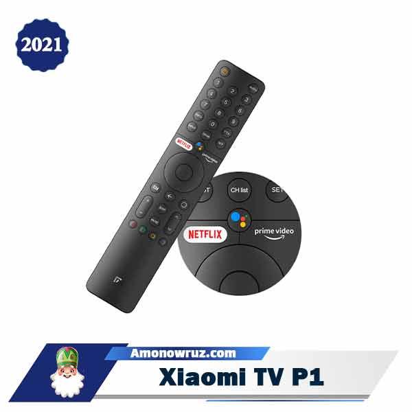 تلویزیون شیاومی P1 مدل 2021