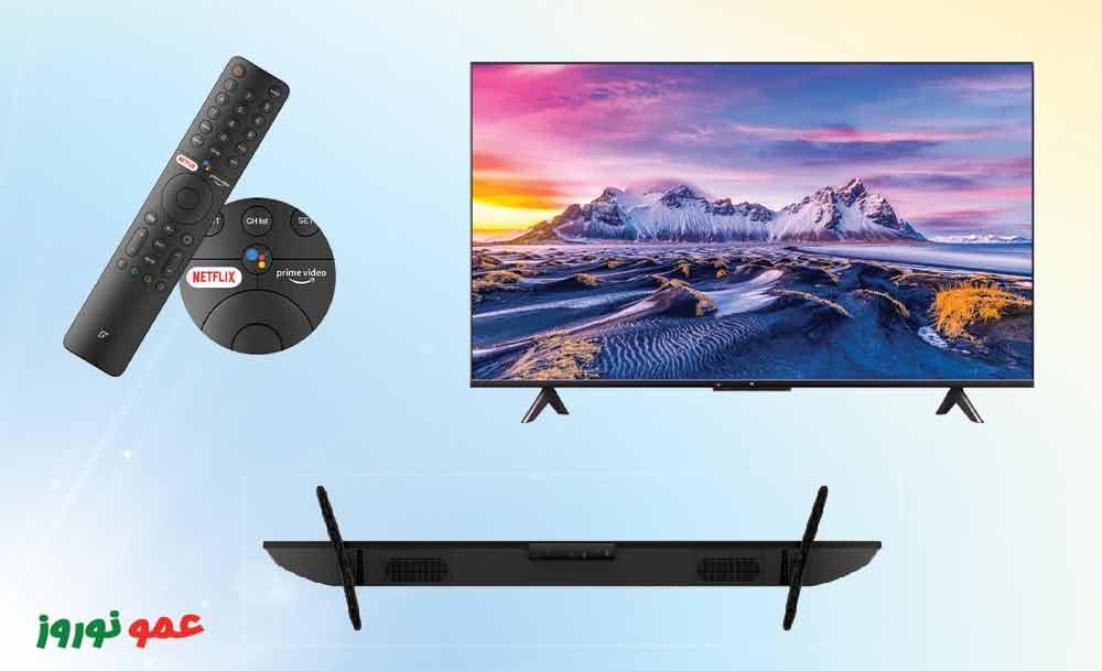 طراحی تلویزیون شیاومی P1