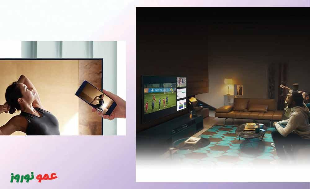 سایر امکانات تلویزیون سامسونگ QN900A