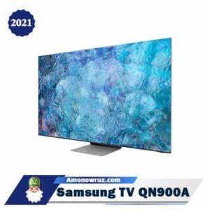 حاشیه تلویزیون سامسونگ QN900A
