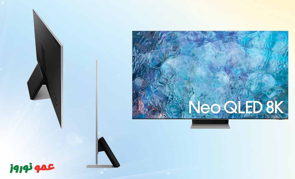 طراحی تلویزیون سامسونگ QN900A