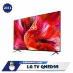 حاشیه تلویزیون ال جی QNED95
