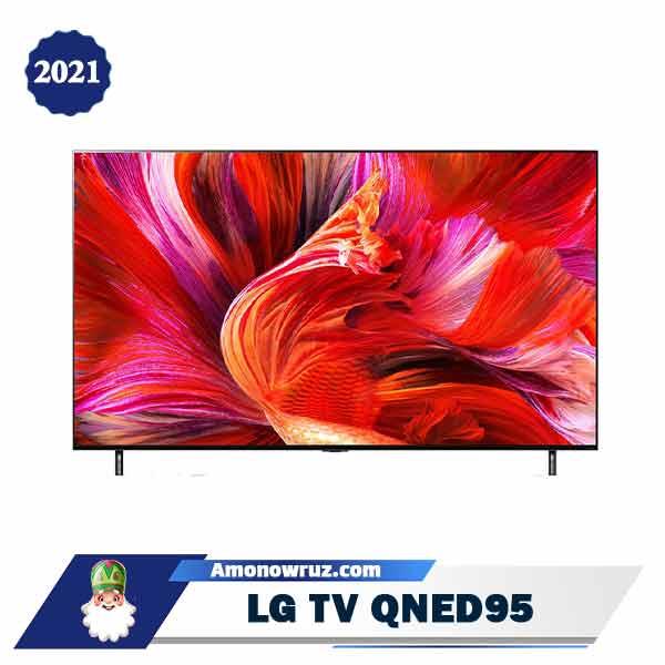 تلویزیون ال جی QNED95 مدل 2021
