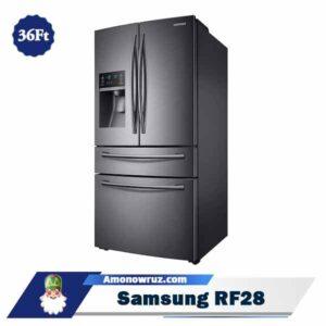 حاشیه یخچال فریزر سامسونگ RF28