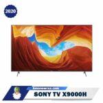 تصویر اصلی تلویزیون سونی X9000H