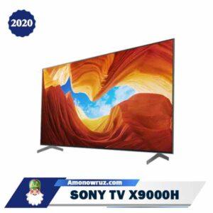 حاشیه تلویزیون سونی X9000H