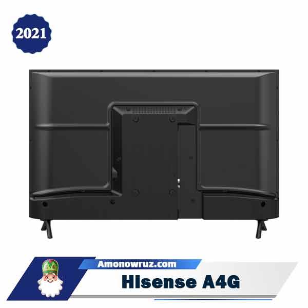 تلویزیون هایسنس A4G مدل 2021