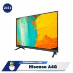 حاشیه تلویزیون هایسنس A4G