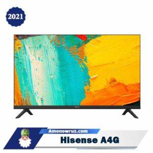 تصویر اصی تلویزیون هایسنس A4G