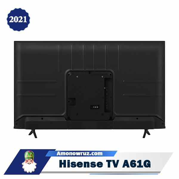 تلویزیون هایسنس A61G مدل 2021