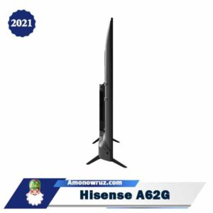 زاویه تلویزیون هایسنس A62G