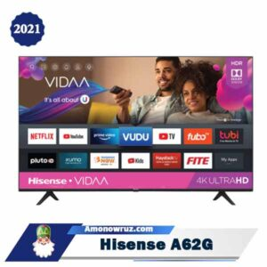 تصویر اصلی تلویزیون هایسنس A62G