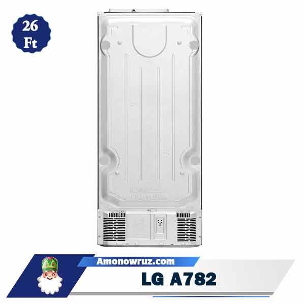یخجال فریزر ال جی A782