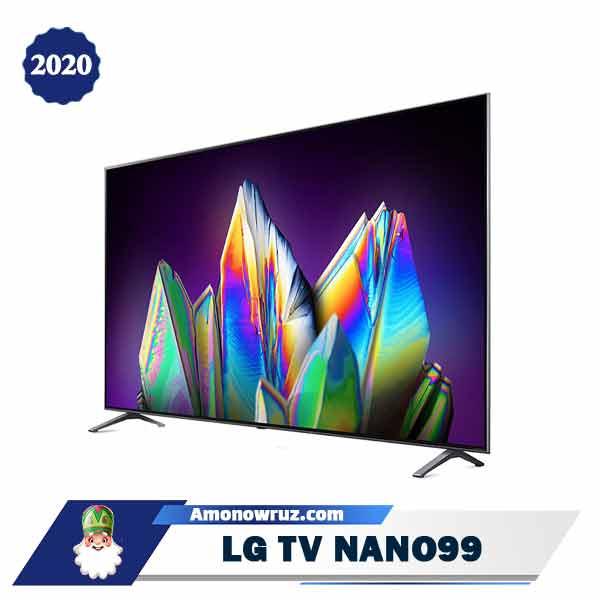 تلویزیون ال جی NANO99 مدل 2020