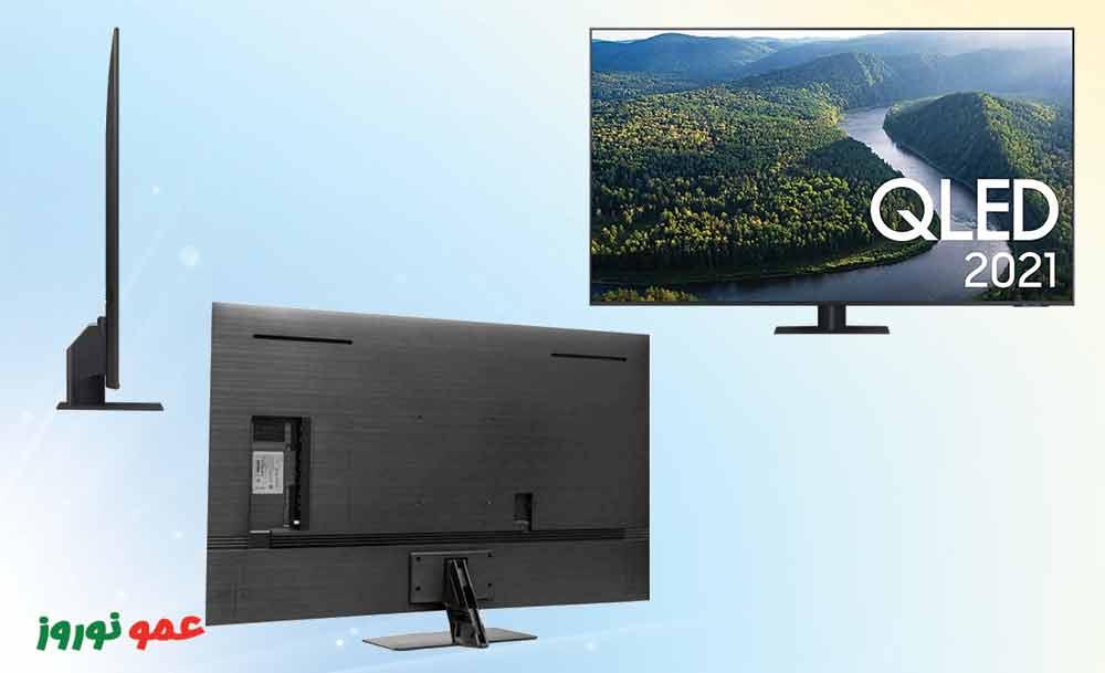 طراحی تلویزیون سامسونگ Q77A