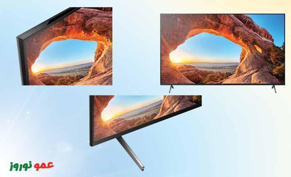 طراحی تلویزیون سونی X86J
