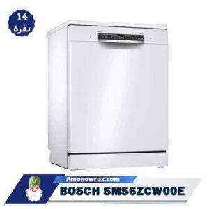 تصویر اصلی ماشین ظرفشویی بوش 6ZCW00E