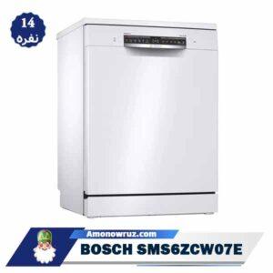 تصویر اصلی ماشین ظرفشویی بوش 6ZCW07E